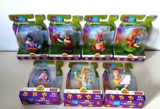 Fisher Price Disney Winnie The Pooh Collectibles Lot Of 6 1999 Edition