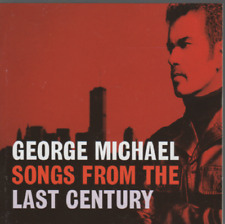 George Michael Songs From The Last Century Cd Album Roxanne Miss Sarajevo ..
