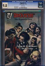 CGC 9.8 BeGoths: The Hypnotic Gaze #1 1st Dolls Comic Book Appearance Highest