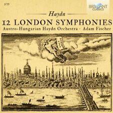 Adam Fischer, Joseph Hayden - 12 London Symphonies [New CD]