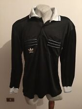 Maglia ARBITRO ADIDAS referee calcio trikot jersey maillot shirt vintage RARE 90