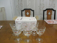6pcs Westmalle Belgium Beer Trappist Glasses . New in the box