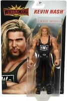 "MATTEL WWE WRESTLEMANIA CORE 6"" ACTION FIGURES - KEVIN NASH - NEW BOXED"
