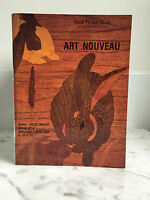 Catálogo De Venta Ader Picard Tajan Art Nuevo 7 Mars 1990