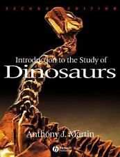 Introduction to the Study of Dinosaurs by Anthony J. Martin Paperback Book