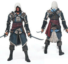 Assassin's Creed 3 Edward Kenway Action Figure Toy Doll Model Collectible Gift