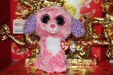 """Ty Beanie Boos London The Dog.Claire'S Exclusive Medium. 9"""".2016.Mwnmt.Nice Gift"""