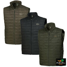 DRAKE WATERFOWL SYSTEMS SYNTHETIC DOWN INSULATED PAC PACKABLE VEST