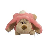 KONG Cozie Pastels Medium Dog Toy