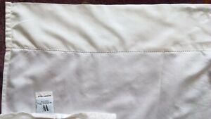 Wamsutta White Pure Cotton Flat Sheet, King