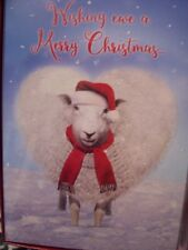 Leanin Tree Christmas Card Set An Christmas Lamb Sheep 10Pk Buy It Now In Store