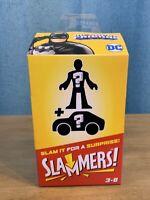 NEW Imaginext DC Super Friends Slammer METALLIC SILVER BATMAN figures SEALED