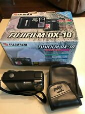 Working Fujifilm Dx10 0.8Mp Digital Camera + Original manuals/accessories/cords