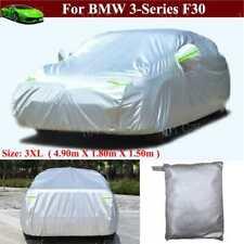 Full Car Cover Waterproof/Dustproof Full Car Cover for BMW 3-Series 2007-2021