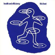This Heat : Health and Efficiency CD (2006) ***NEW***