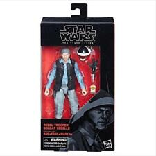 Star Wars 69 The Black Series Rebel Trooper 6 Inch Action Figure - in Hand Jedi