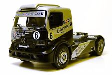 RARE High Speed Mercedes Racing Truck Mobil Delvac #1 1/43