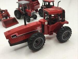 Ertl Scale Models 1:64 Case 6388 International 4 WD Articulated Tractor