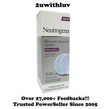 NEUTROGENA MICRODERMABRASION SYSTEM PUFF REFILLS 24 COUNT *FAST POST!*