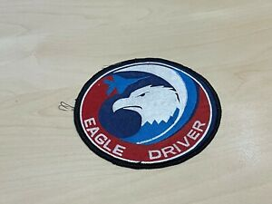 Vintage Eagle Driver F-15 Cloth Patch