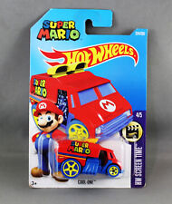 "HOT WHEELS SUPER MARIO ""COOL-ONE"" HW CREEN TIME 4/5 - 224/250 ""DHT14"" NEW/SEALED"