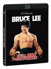 Bruce Lee Dalla Cina Con Furore (Blu-Ray+Dvd) EAGLE PICTURES