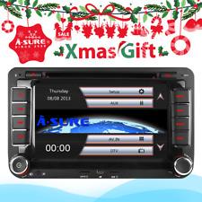 Autoradio GPS NAVI KARTEN DVD CD DAB+ für VW GOLF 5 6 Plus PASSAT 3C B6 B7 Skoda