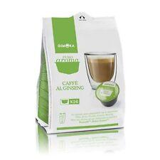 240 CIALDE CAPSULE COMPATIBILI NESCAFE' DOLCE GUSTO GIMOKA CAFFE' AL GINSENG