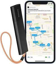 Invoxia Cellular GPS Tracker - for Vehicle, Car, 2 year data plan included