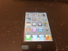 Apple iPod Touch 4th Generation 32GB - Black Please Read AC834