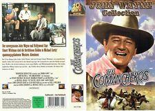 (VHS) Die Comancheros - John Wayne, Stuart Whitman, Ina Balin, Lee Marvin (1961)