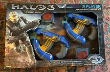 Collectible NIB Halo 3 Laser Pursuit Covenant Plasma Pistol Gaming Set, CosPlay