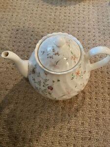 Large Campion Tea Pot Wedgewood