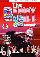 The Benny Hill Annuals 1970-1979 12 Disc Box Set......brand new & sealed