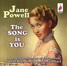 JANE POWELL - THE SONG IS YOU  CD NEW+