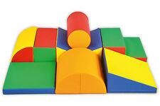 IGLU - Soft Play Equipment, XL Soft Play Shapes, Activity Toys - SET 33