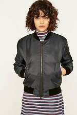 Urban Outfitters Renewal Vintage Surplus MA1 Bomber Jacket - Navy - XS - RRP £49