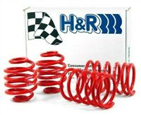 H&R 29996-1 96-01 Audi A4 Quattro AWD Race Lowering Springs