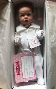 Reborn 50cm Puppe Mädchen Babydoll Babypuppe Silikon