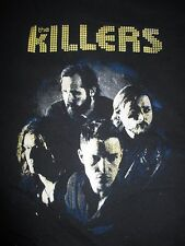 "2013 The Killers ""Return Battle Born"" Concert Tour (Xl) T-Shirt Brandon Flower"