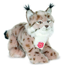 Lynx Wild Cat / Bobcat soft toy plush by Teddy Hermann - 26cm - 90449
