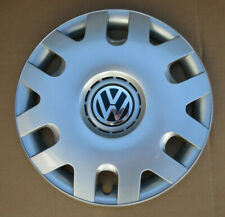 original VW Polo 9N Classic Radkappe Radzierblende silber 6Q0601147N