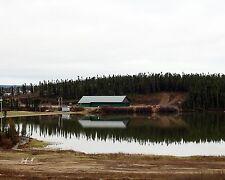 Summer Reflections, 8x10 photograph