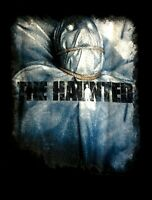 THE HAUNTED cd cvr Band Photos ONE KILL WONDER Official 2-Sided SHIRT MED new