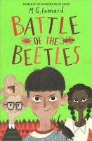Battle of the Beetles by M.G. Leonard 9781910002780 | Brand New