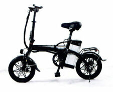 Unisex Adults Front Suspension Folding Bikes Bikes
