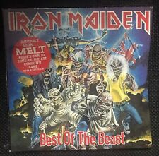 Iron Maiden ‎– Best Of The Beast  - 2 CD Special Edition Slip Cover - SEALED MIN