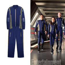 Star Trek Discovery Captain Lorca Uniform Cosplay Commander  Full Costumes Pin
