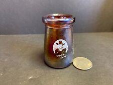 Vintage Hopalong Cassidy Creamer, Iridescent or Carnival Glass