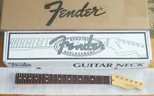 "Fender USA American Professional Tele Neck~Mpl/Rswd~9.5"" Radius~22 NT~Brand New"
